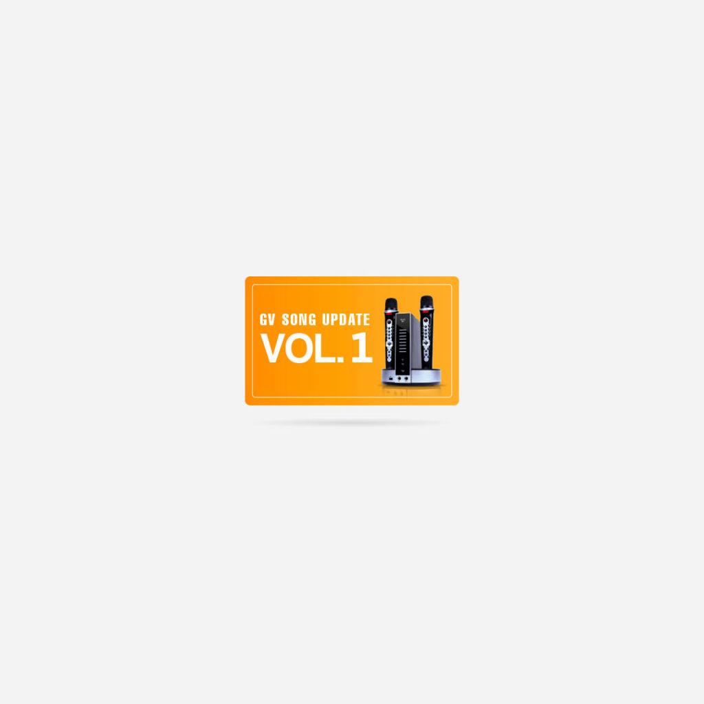 GV Song Update – Volume 1