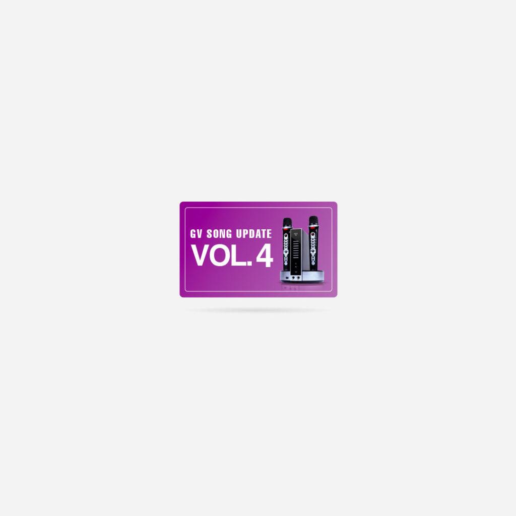 GV Song Update – Volume 4