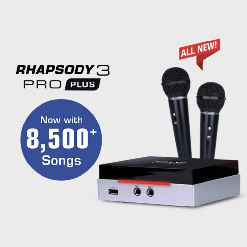 GRAND VIDEOKE Rhapsody 3 Pro Plus